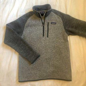Patagonia Better Sweater - 1/4 Zip, NKFG, Men's S